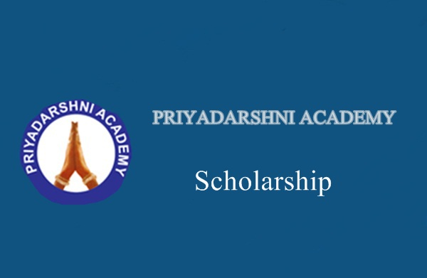 Priyadarshni Academy Scholarship