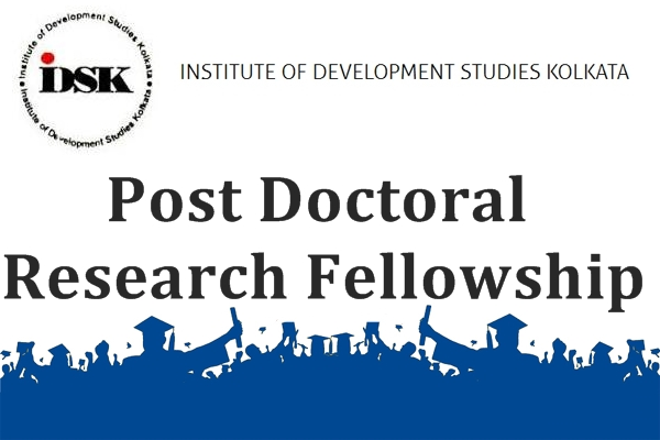 RTCHDS Post Doctoral Research Scholarship