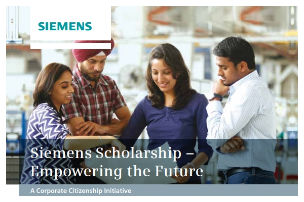 Siemens India Engineering Scholarship