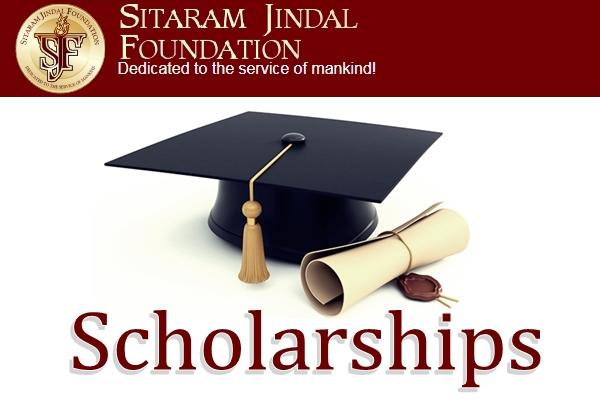 Sitaram Jindal Research Scholarship