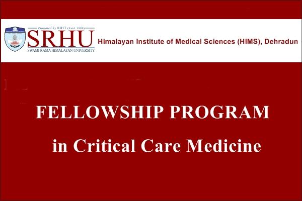 Swami Rama Himalayan University Scholarship