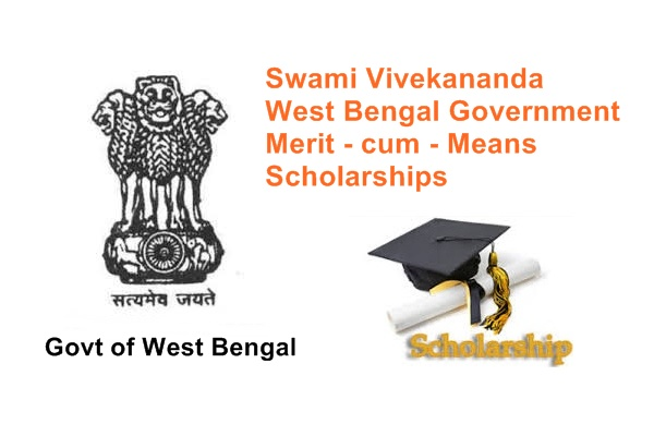 Swami Vivekananda West Bengal Government Scholarship